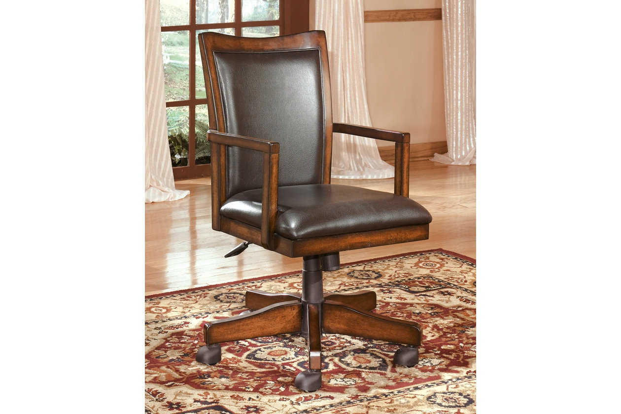 Ashley Home Office Swivel Desk Chair H527 01A In Portland, Oregon