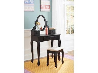 Ashley Bedroom Vanity Sets - Key Home Furnishings - Portland, OR