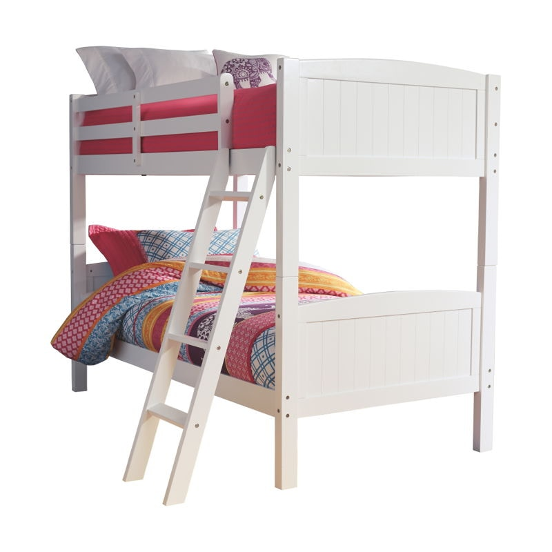 Ashley Kaslyn Twin Bunk Bed Rails And Ladder B502 59r Portland Or
