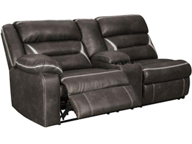Pleasant Ashley Kincord Left Arm Facing Power Reclining Sofa With Frankydiablos Diy Chair Ideas Frankydiabloscom