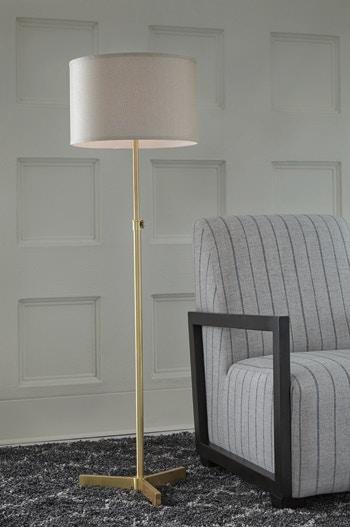 Ashley Laurinda Metal Floor Lamp 1 Cn L734281 Portland Or Key