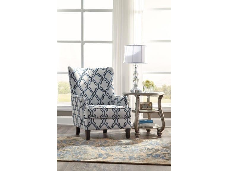 Custom Ashley Accent Chairs Set