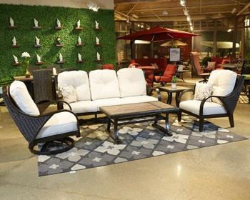 Ashley Lounge Chair W/Cushion (QTY 2) P775 820