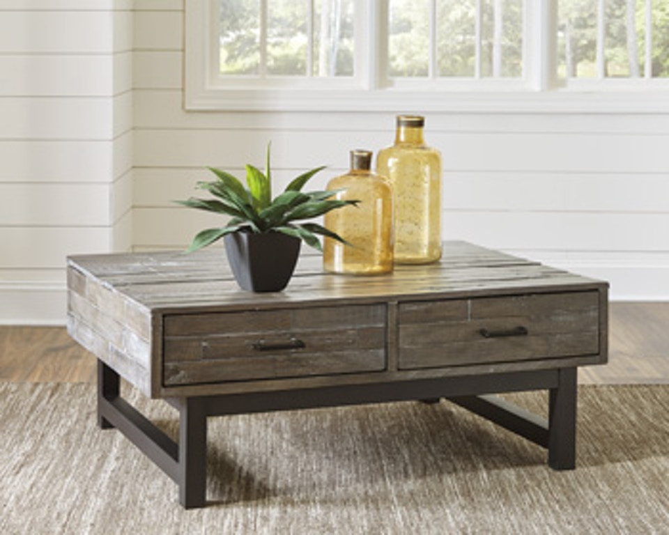 Ashley Mondoro Coffee Table With Lift Top T891 9 Portland Or