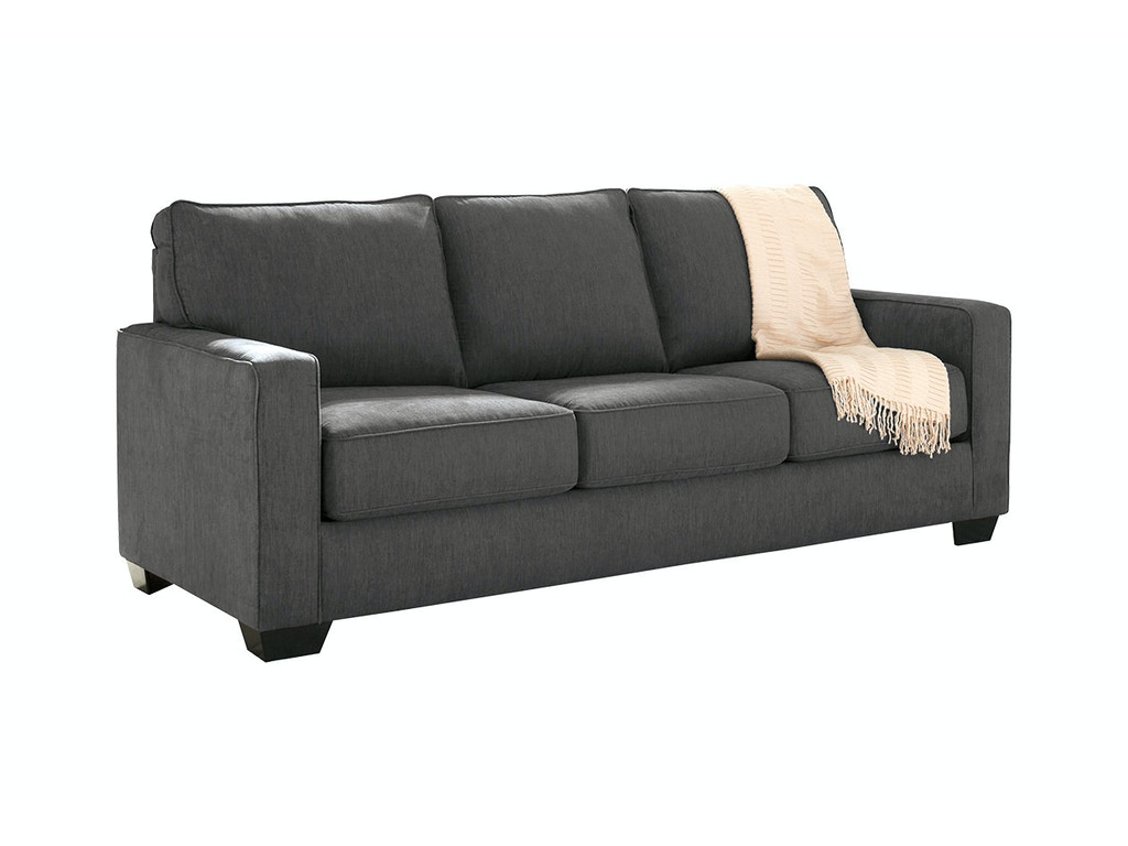 Ashley zeb queen sofa sleeper 3590139 portland or key for Sofa by design lake oswego