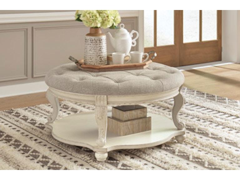 Ashley Realyn Ottoman Coffee Table T743 21 Portland Or Key
