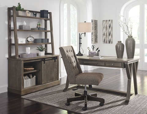 Large desks for home office Front Door French Ashley Home Office Large Leg Desk H74144 In Portland Oregon Key Home Furnishings Ashley Luxenford Home Office Large Leg Desk H74144 Portland Or