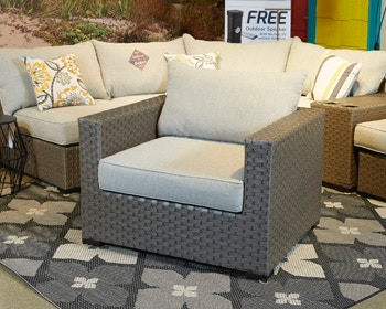 Delicieux Ashley Lounge Chair W/Cushion P453 820 In Portland, Oregon