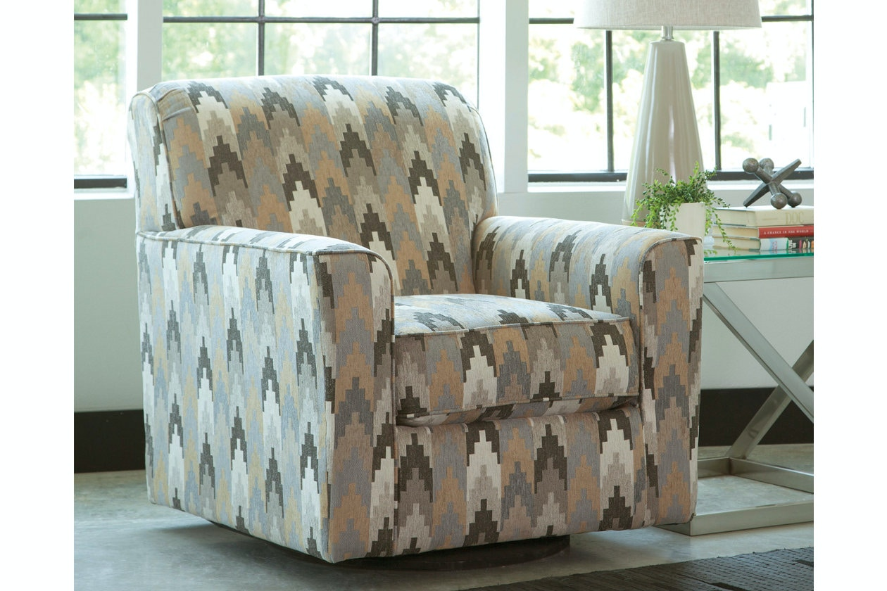 Ashley Swivel Accent Chair 8850244 In Portland, Oregon