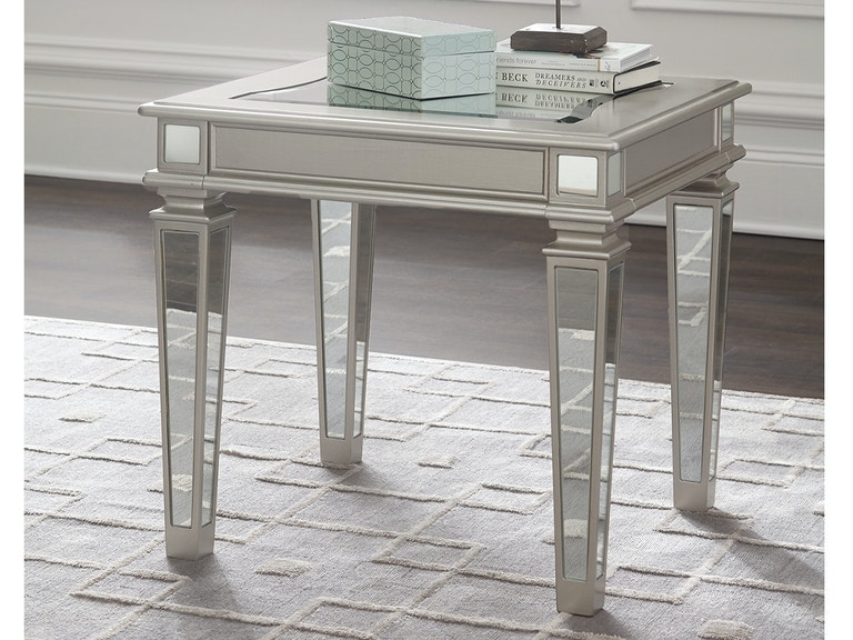 a2eaed3d6069f Ashley Tessani Rectangular End Table T099-3 - Portland