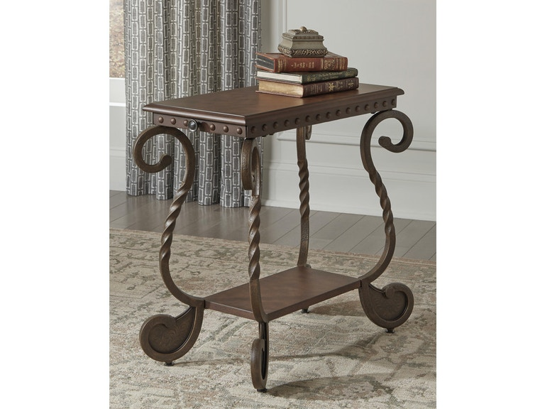 Astonishing Rafferty Chairside End Table Home Interior And Landscaping Eliaenasavecom