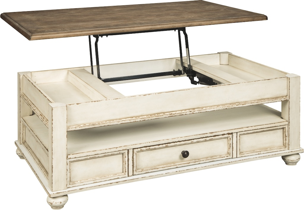 Sensational Realyn Coffee Table With Lift Top Caraccident5 Cool Chair Designs And Ideas Caraccident5Info