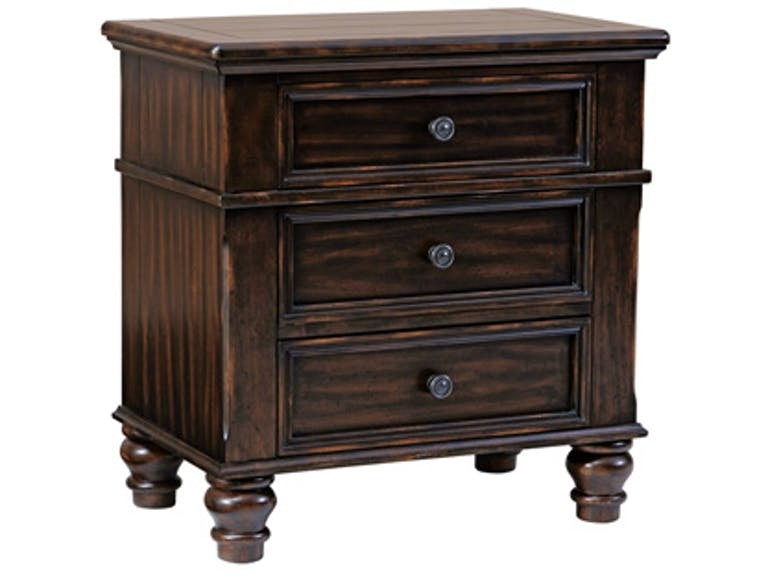 Ashley Three Drawer Night Stand B701 93 In Portland Oregon The Roddinton Collection