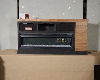 Ashley Tonnari Xl Tv Stand W Fireplace Option W715 68 Portland Or