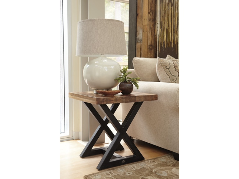 Ashley Wesling Square End Table T Portland OR Key Home - Ashley wesling coffee table