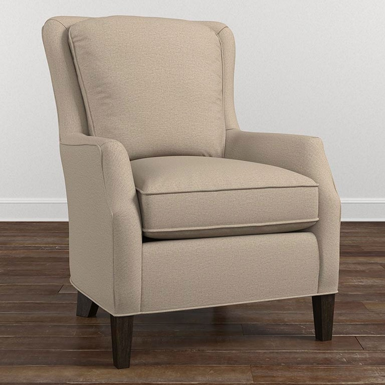 Bassett Kent Accent Chair 1951 02 Portland Or Key