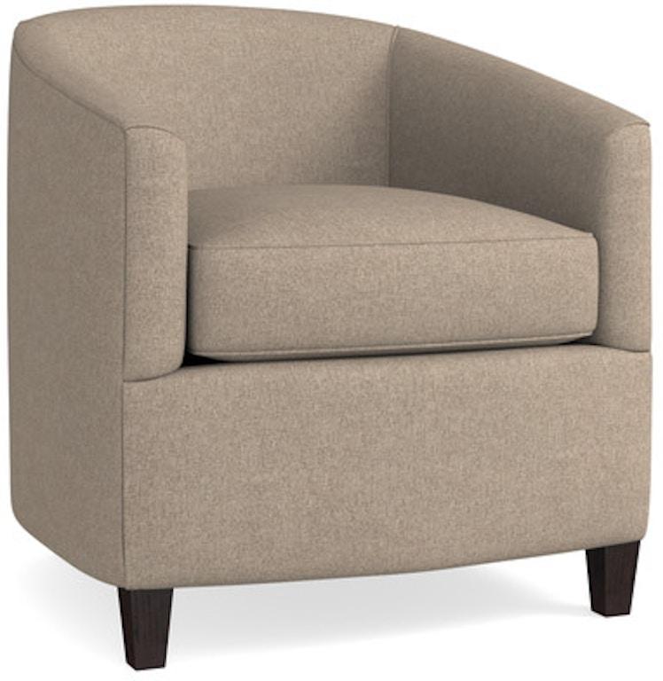 Bassett Maxwell Accent Chair 1110 02 Portland Or Key