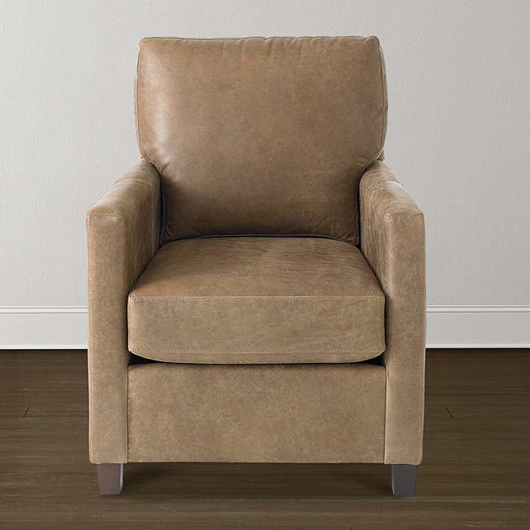 Bassett Trent Accent Chair 1144 02l Portland Or Key