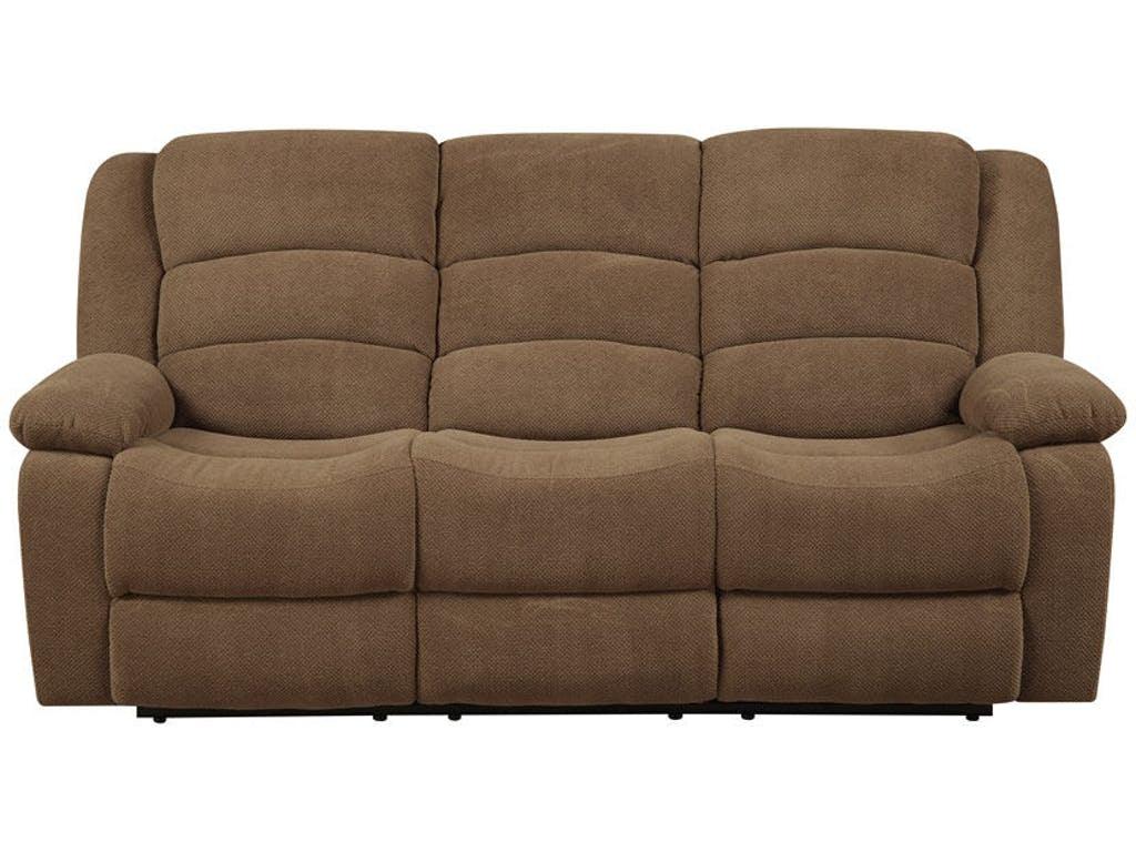 Emerald Home Furnishings Motion Sofa U7055 00 15 In Portland, Oregon