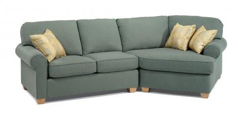 Merveilleux Flexsteel Thornton Fabric Sectional 5535 Sect