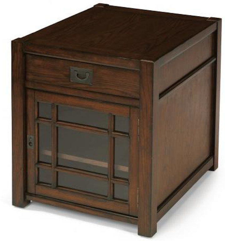 Pleasing Flexsteel End Cabinet 6625 012 Portland Or Key Home Gmtry Best Dining Table And Chair Ideas Images Gmtryco