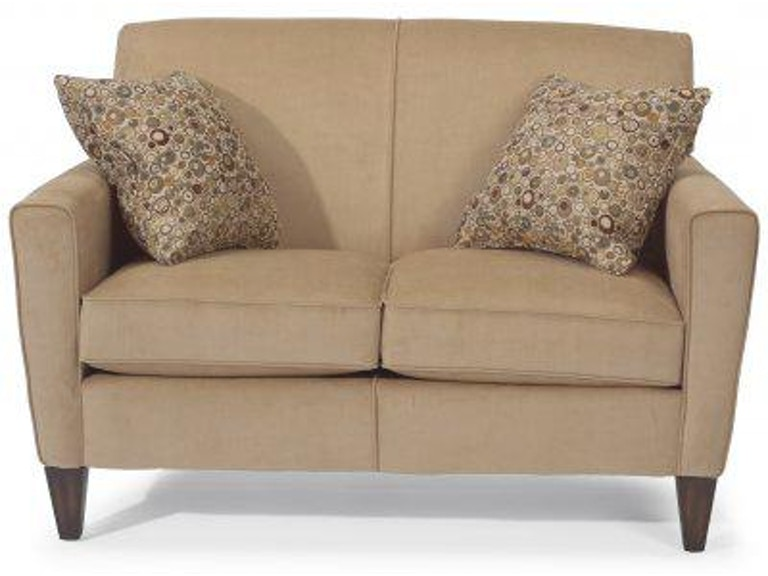 Flexsteel Fabric Loveseat 5966 20 In Portland Oregon