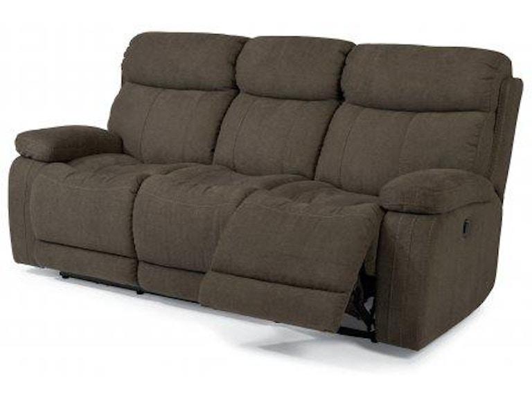 Flexsteel Danika Fabric Reclining Sofa 1484 62p 414 02 In Portland