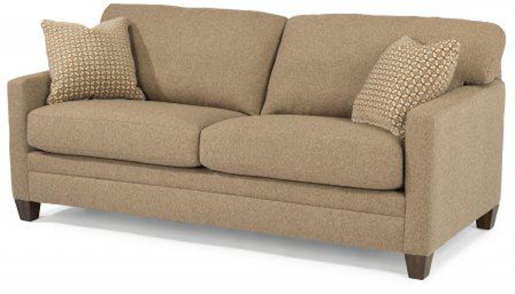 Flexsteel Fabric Queen Sleeper 5552 44
