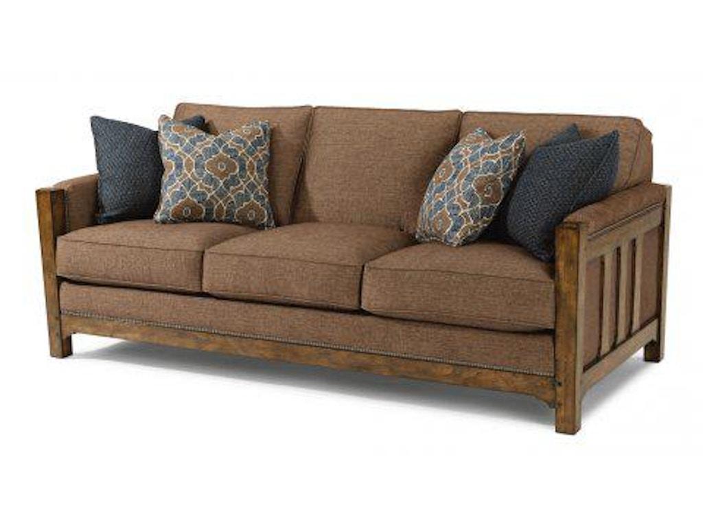 Flexsteel Sonora Fabric Sofa 7944 31 Portland Or Key