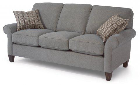 Flexsteel Westside Fabric Sofa 5979 30 Portland Or Key Home