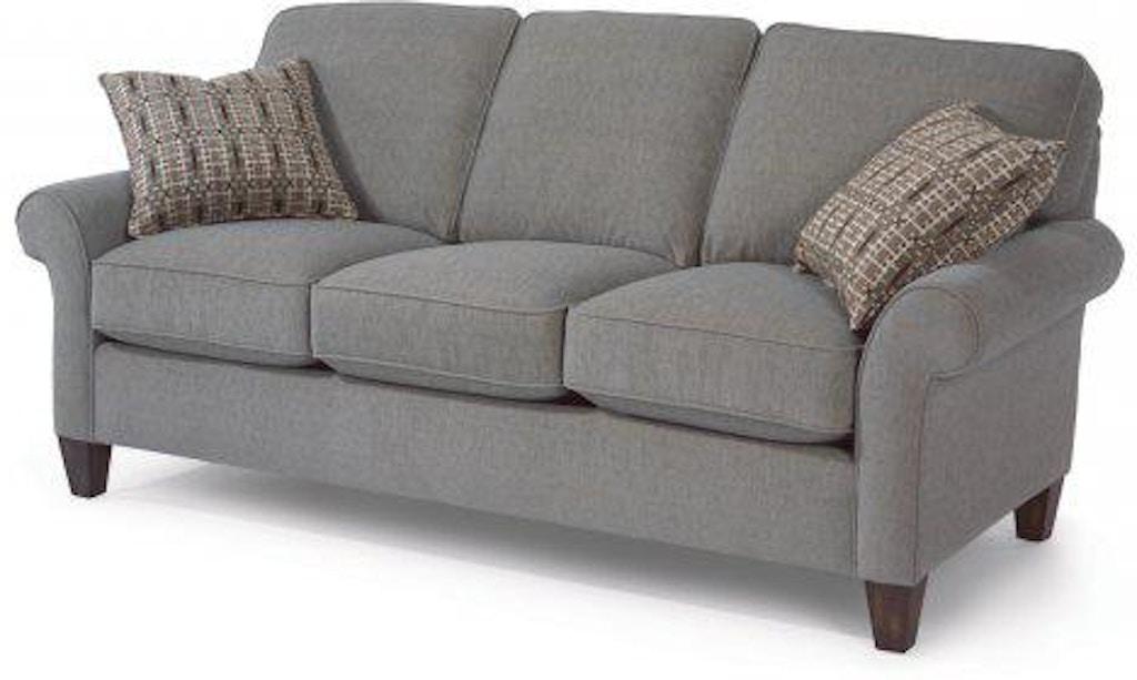 Flexsteel Fabric Sofa 5979 30 Portland Or Key Home