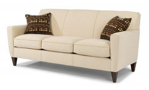 Flexsteel Fabric Three Cushion Sofa 5966 31 In Portland, Oregon