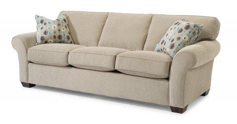 Flexsteel Fabric Three Cushion Sofa 7305 31 In Portland, Oregon