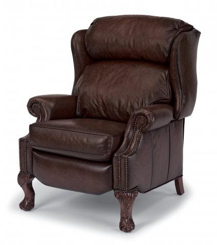 Flexsteel Leather High Leg Recliner 1168 50 In Portland, Oregon