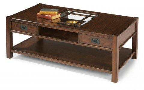 Flexsteel Rectangular Coffee Table 6625 031