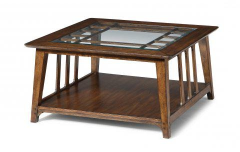 Flexsteel Square Coffee Table W1434 032