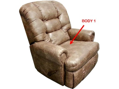 Stanton Standard Size Recliner Chair 83453 - Portland, OR ...