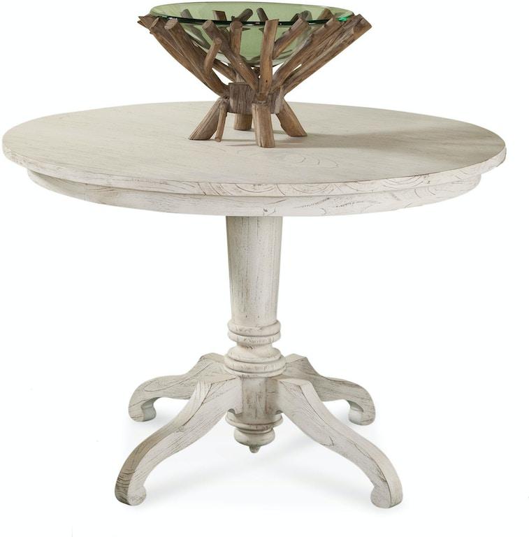Braxton Culler Dining Room Fairwinds 42 Round Pedestal