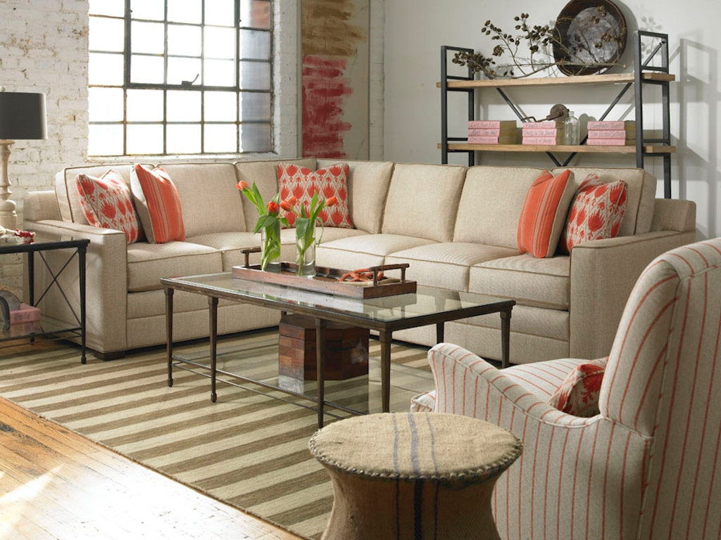 Terrific Vanguard Living Room Summerton Sectional 610 Lcs Hamilton Caraccident5 Cool Chair Designs And Ideas Caraccident5Info