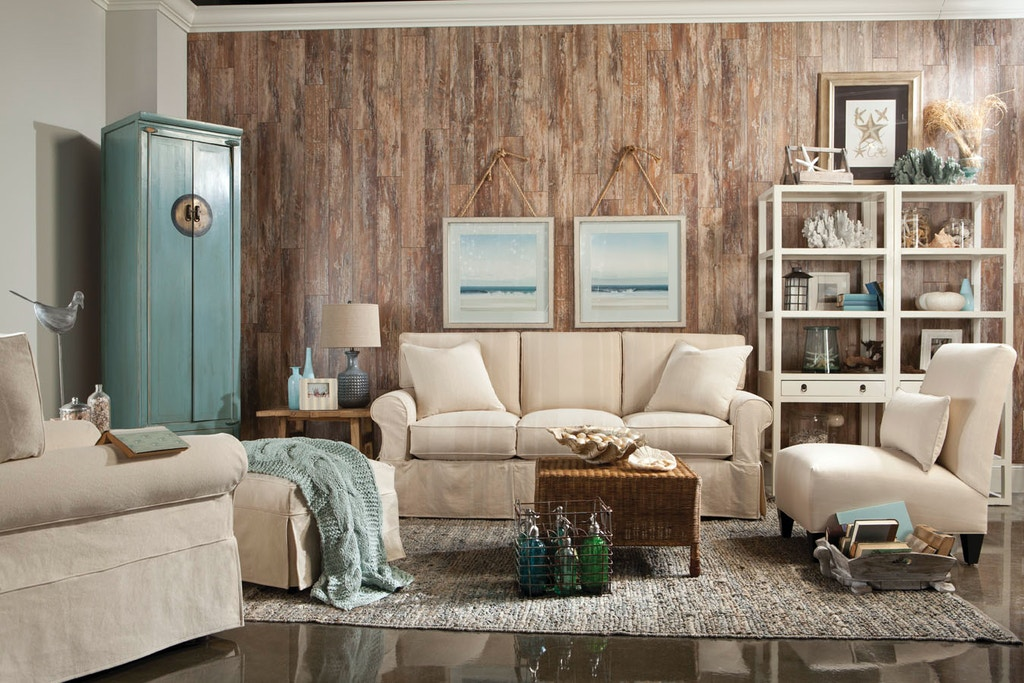 Rowe Nantucket A910 Slipcover Sofa