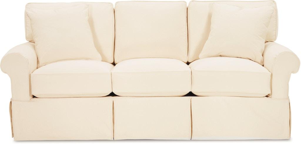 Nantucket 3 Seat Sofa W Slipcover