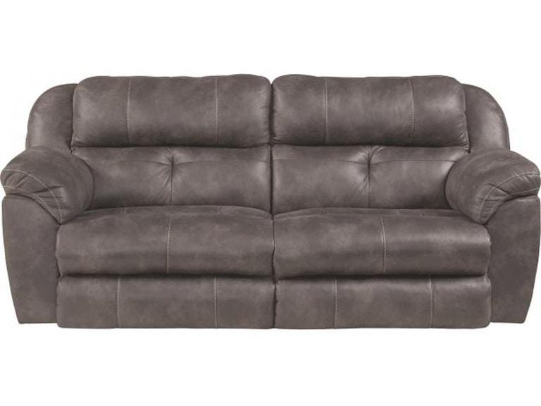 Catnapper Furniture Living Room Power Lay Flat Reclining Sofa 61891 ...