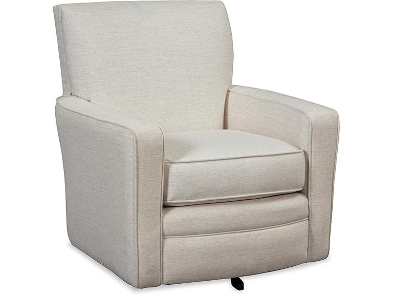 Craftmaster Living Room Swivel Chair 005010SC - CraftMaster ...