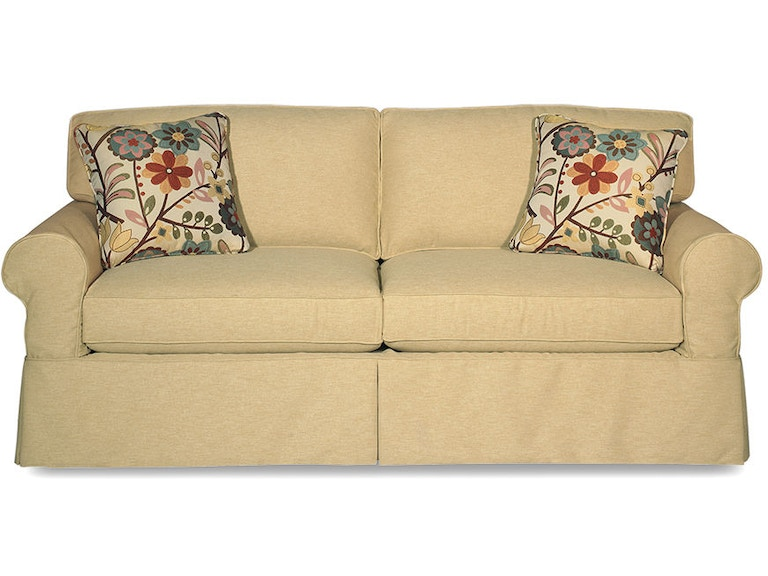 Craftmaster Living Room Sofa 922850 Sleeper Also