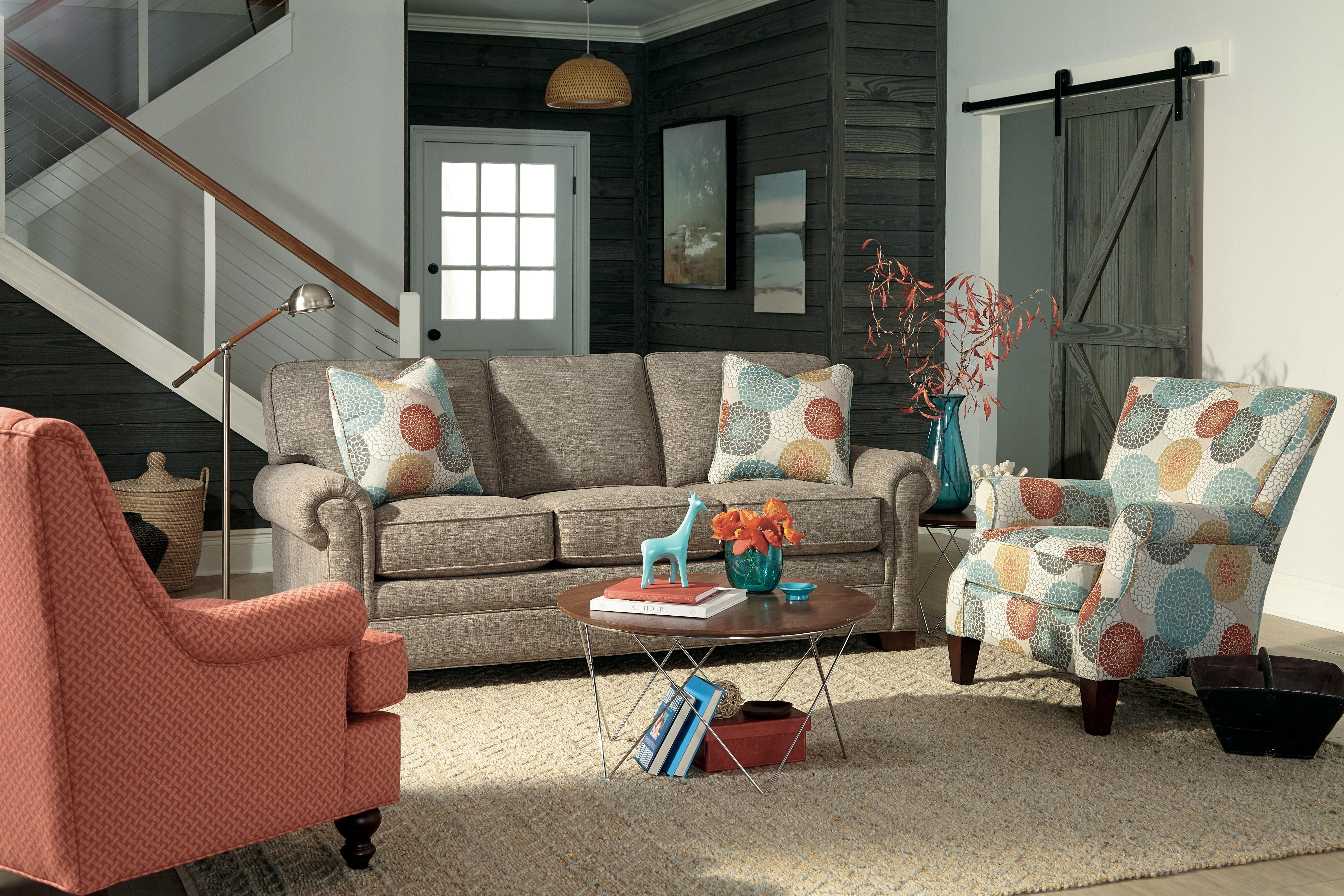 Craftmaster Living Room Sleeper Sofa 99015068 Sleeper CraftMaster