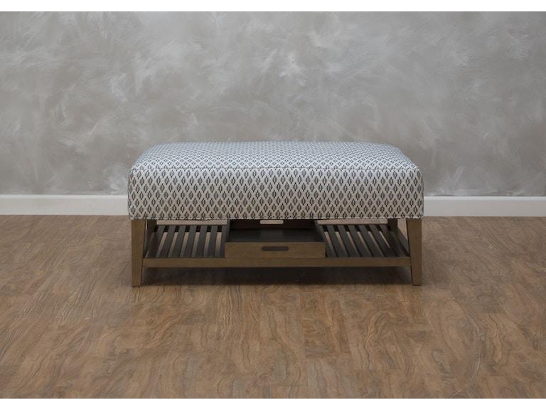Craftmaster Living Room Ottoman 544096 Kittle S