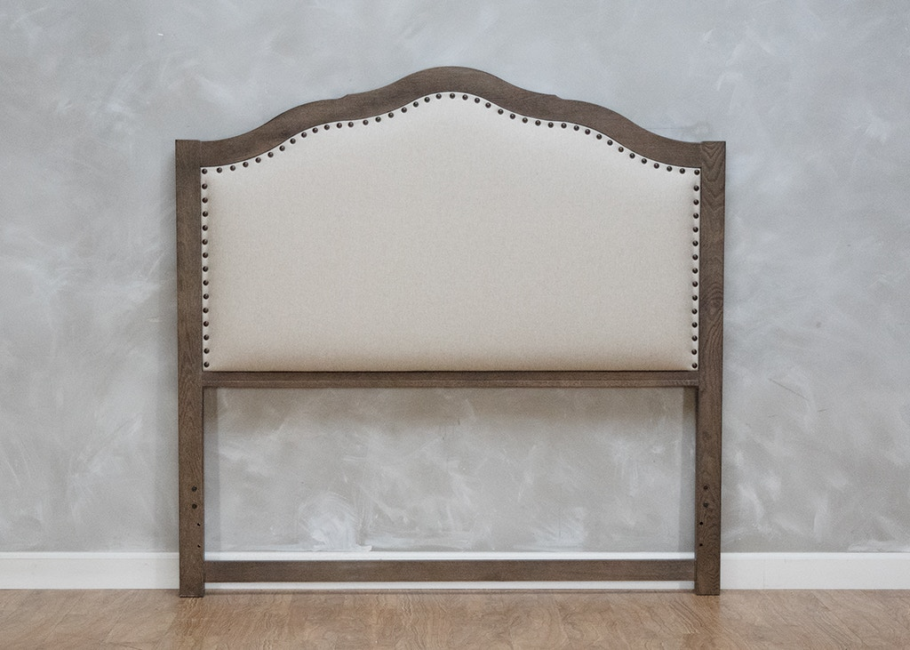 Vaughan Bassett Furniture Company Bedroom Upholstered Headboard 5 0