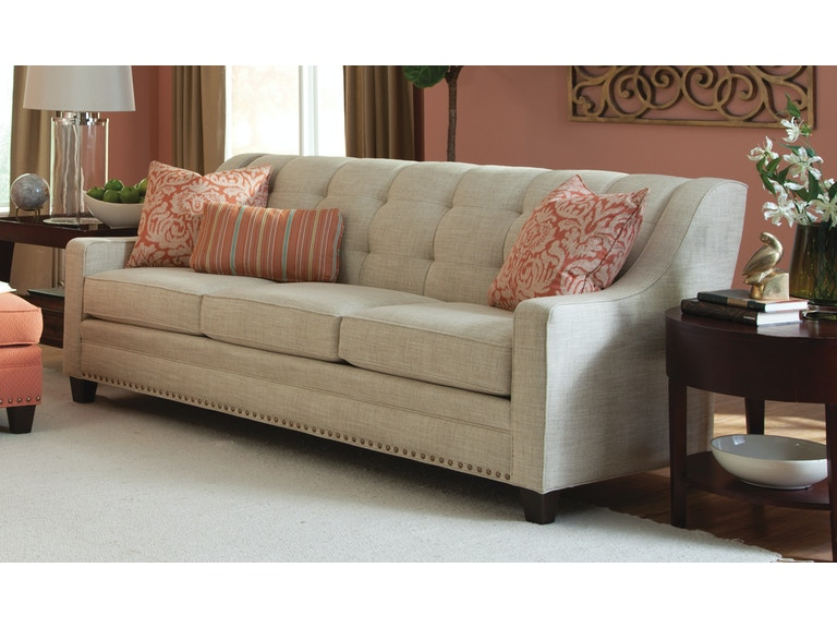 Smith Brothers Living Room Braxton Sofa 542831 Kittle S