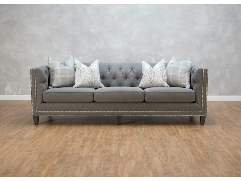 Smith Brothers Living Room Ava Large Sofa 548891 Kittle S