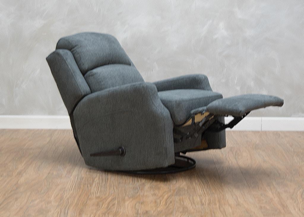 Phenomenal Davinci Swivel Glider Recliner Machost Co Dining Chair Design Ideas Machostcouk
